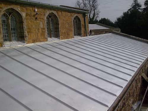 Stainless Steel Standing Seam Church Roof Metal Roof Ltd