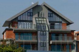 Koala: Pigmento and Quartz zinc on Eastbourne seafront