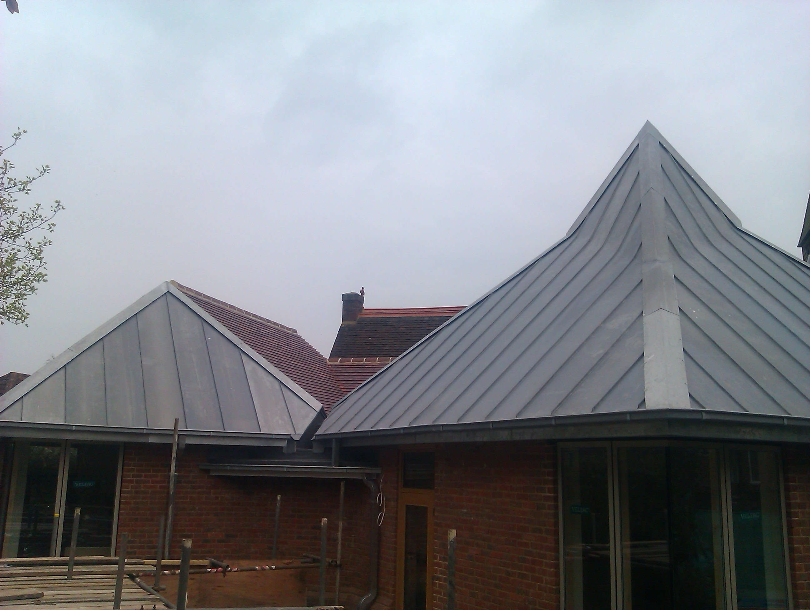 St Augustines Scaynes Hill Metal Roof Ltd