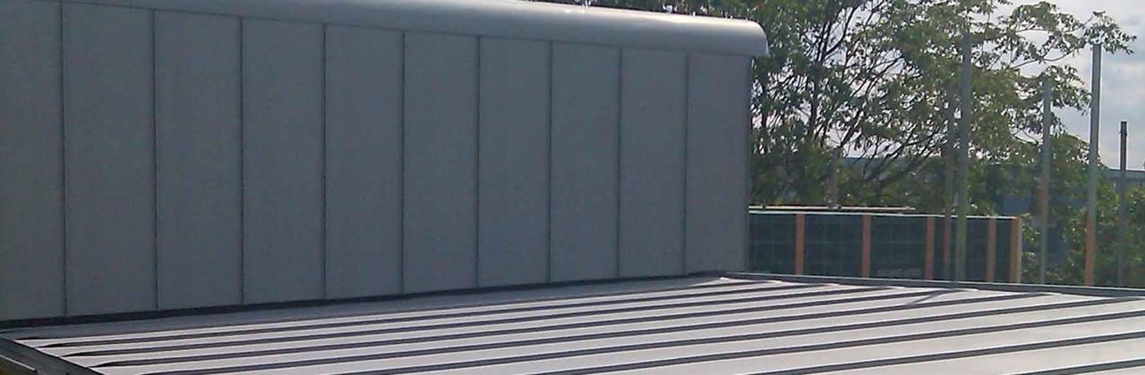 Aluminium Roofing and Cladding