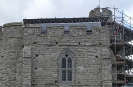 Canterbury Westgate copper roofing