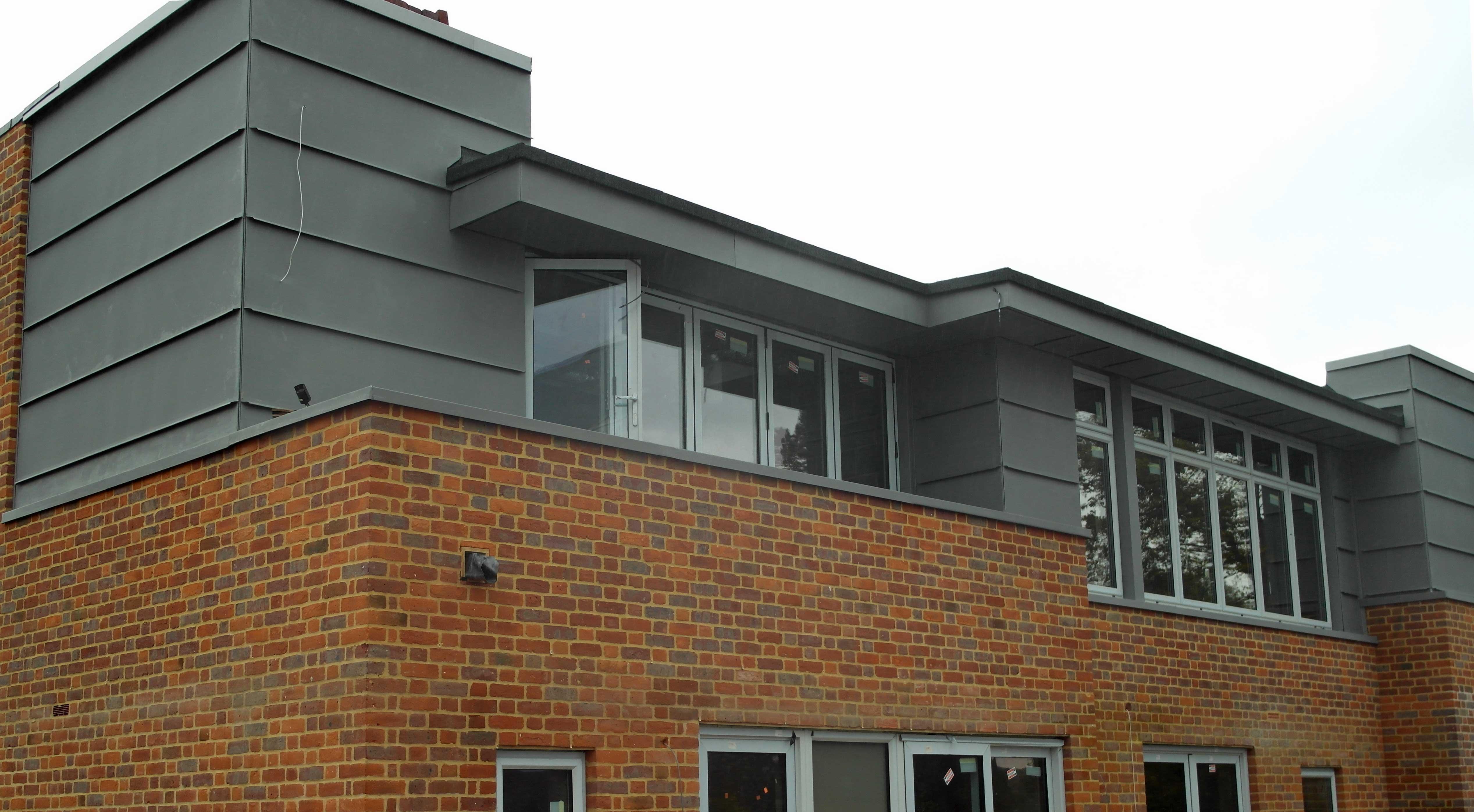 11 House Development In Canterbury Centre Metal Roof Ltd