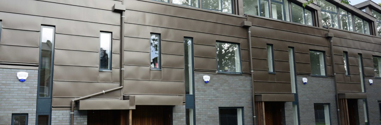 Thirlmere House Rainbow Brown zinc